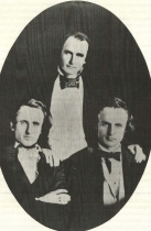 Hayes in His 20s Courtesy of Ari Hoogenboom in Rutherford B. Hayes Warrior and President
