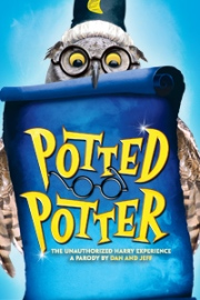 Potted Potter Logo