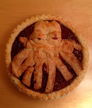 Cthulu Key Lime Pie