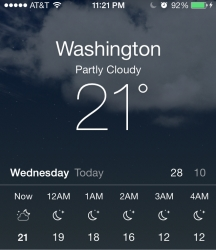 DC Temperature 29Jan2014