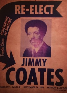 Re-Elect Jimmy Coates