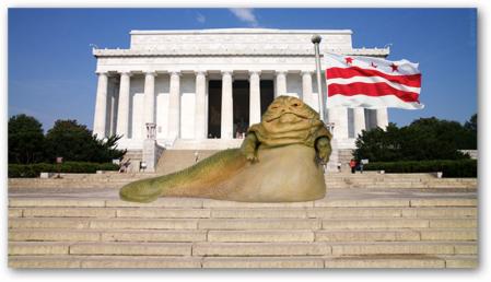 Jabba at Lincoln