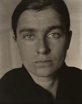 Paul Strand - Rebecca - 1922