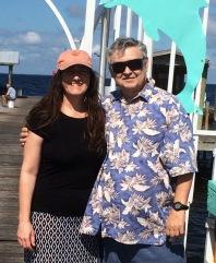 2015 Andrea and Dad Florida