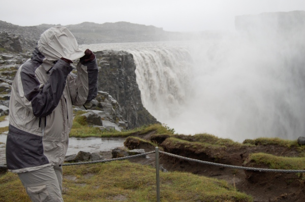 7 Avert your gaze. You are unworthy to look upon Dettifoss