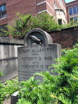 EAP Grave