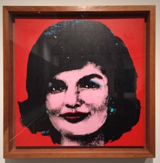 Red Jackie, 1964, Andy Warhol