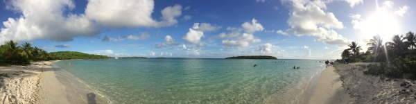 Vieques - Saturday at the Beach