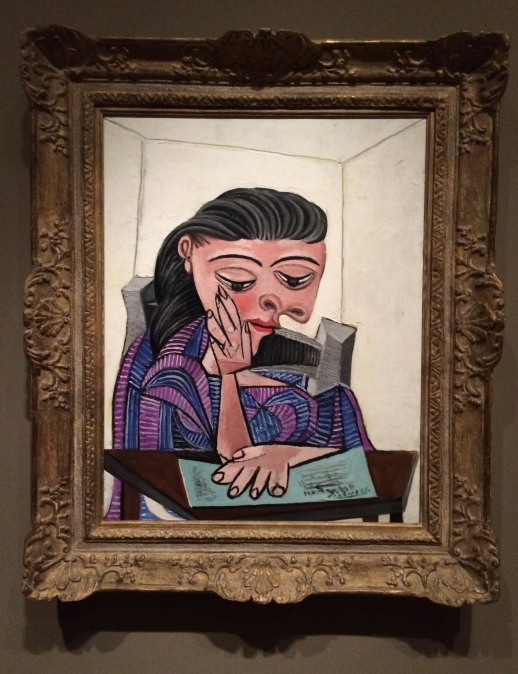 Girl Reading, 1938 - Pablo Picasso