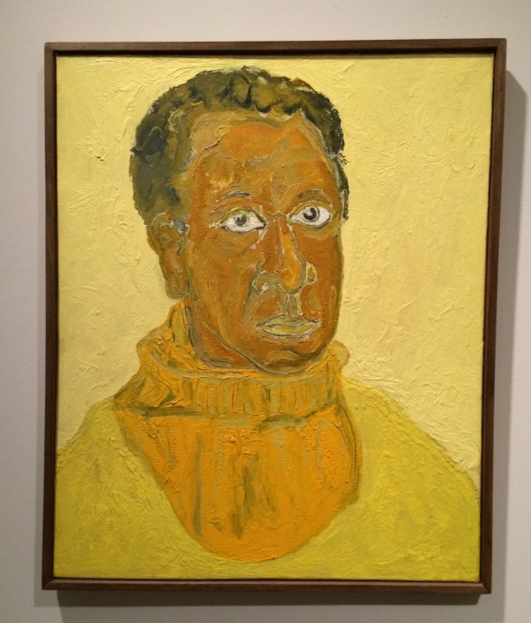 Self-Portrait, 1962 - Beauford Delaney