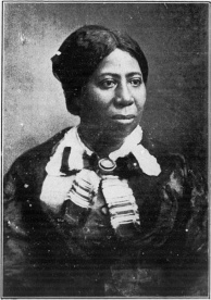 Photograph of Anna Murray Douglass (1813–1882), the first wife of Frederick Douglass