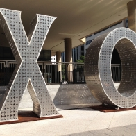 XOXO, 2017 - Laura Kimpton with Jeff Schomberg