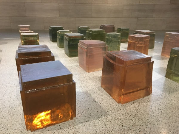 Untitled Twenty-Five Spaces, 1995, Rachel Whiteread 2