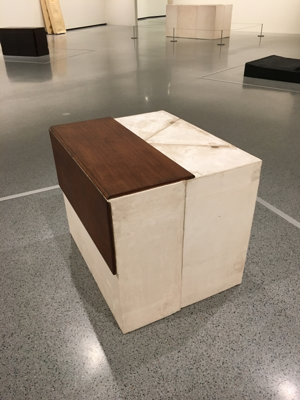 Flap, 1989, Rachel Whiteread