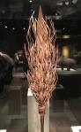 Mumuye artist, Nigeria, Rain wand, Mid-20th century, Iron1