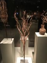 Mumuye artist, Nigeria, Rain wand, Mid-20th century, Iron 2