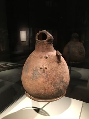 Mafa artist (Bulahay peoples), Cameroon, Spirit pot (zhígílé), Mid-20th century, Ceramic